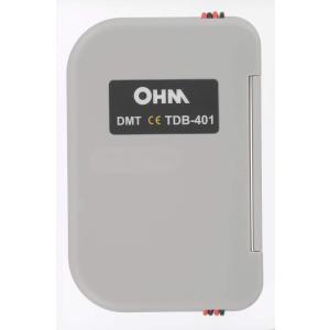 OHM(オーム電機) デジタルマルチテスター TDB-401 (04-1891)