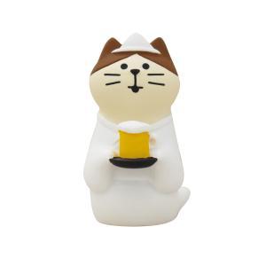 DECOLE concombre うらめしビール猫|zakkahibinene