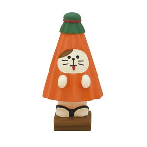 DECOLE concombre 唐傘猫|zakkahibinene