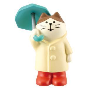 DECOLE concombre 雨降り猫|zakkahibinene