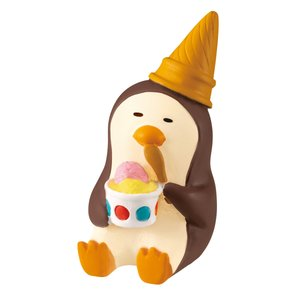 DECOLE concombre カップアイスペンギン|zakkahibinene