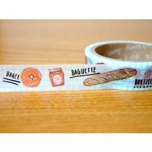 エメルスタイル マスキングテープ REGULAR (ブーランジェリー)|zakkahibinene