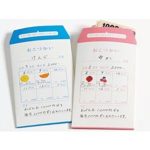 おこづかい袋(小)|zakkahibinene
