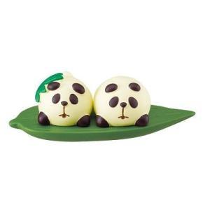 DECOLE concombre パンダ豆大福|zakkahibinene
