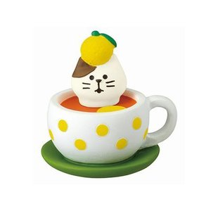 DECOLE concombre ゆず紅茶猫|zakkahibinene