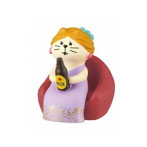DECOLE concombre クラブのママ猫 (ソファ付き)|zakkahibinene