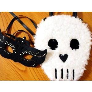 ROOTOTE コドモルー motif-A (Skull)|zakkahibinene