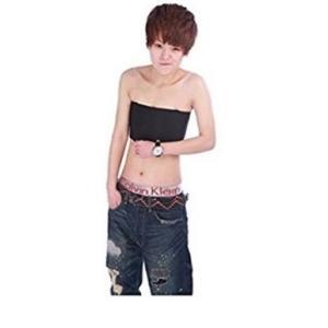 ★送料無料★ ナベシャツ 胸つぶし チューブトップタイプ S・ M・Lサイズ|zakkaichiban