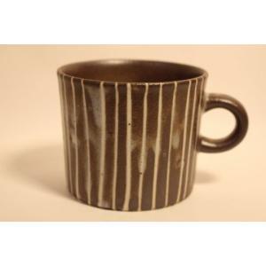 マグカップ 志野焼 作家 加藤光雄氏 コーヒー 紅茶 スープカップ みつお志野マグ 鼠志野|zakkamag
