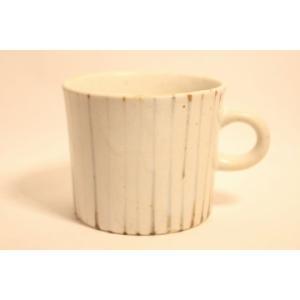 マグカップ 志野焼 作家 加藤光雄氏 コーヒー 紅茶 スープカップ みつお志野マグ 志野|zakkamag