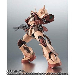 ROBOT魂 SIDE MS MS-06D ザク・デザートタイプ カラカル隊所属機 ver. A.N.I.M.E.|zakkanoyamato