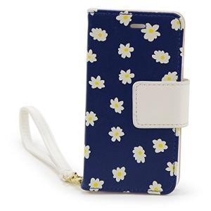 9fa954161f FLOWERING (フラワーリング) アイフォン8/7/6/6s対応 手帳型ケース iPhone8 7 6 6s レザー ブックレット スマホケース  ス