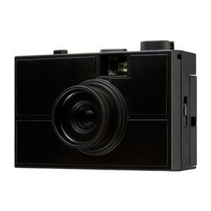 Powershovel フィルムカメラ LAST CAMERA 35mmフィルムカメラ プラモデルカメラ 4061黒