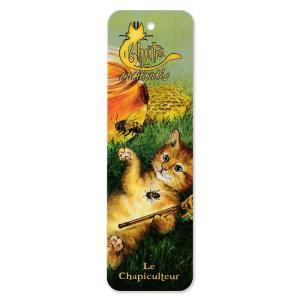 セブリーヌキャット ネコのしおり (蜂×子猫) Chabracadabra フランス製