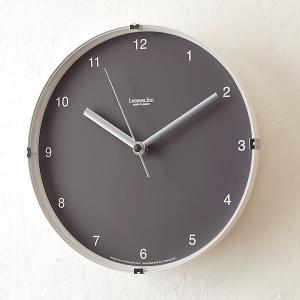 掛け時計 Lemnos/レムノス North mini ノースミニ/LC05-03/掛け時計/置き時計/壁掛け/時計/おしゃれ/かわいい/人気/デザイン/インテリア/北欧/カラフル zakkashopcom
