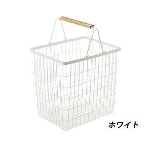 ランドリーバスケット トスカ L tosca ランドリー収納 洗濯カゴ 山崎実業|zakkashopcom|04