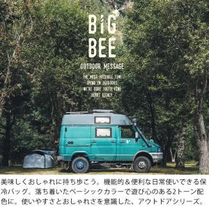 保冷バッグ エコバッグ 大容量 BIG BEE クーラートートバッグ M おしゃれ 保冷 クーラーバッグ 買い物バッグ アウトドア メンズ|zakkashopcom|12