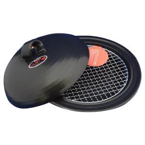 万古(ばんこ)焼 卓上簡単燻製鍋 便利 ソーセージ 家庭