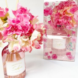 桜の香りのフラワーリードディフューザー|zakkaswitch