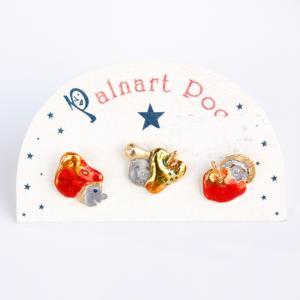 【Palnart poc】(パルナートポック)ピアス・スイーツイーター|zakkaswitch