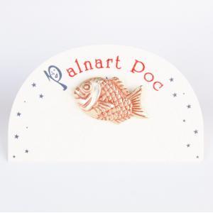 【Palnart poc】(パルナートポック) タックピン たい焼きピン|zakkaswitch
