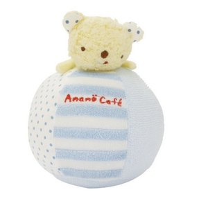 【ananocafe】ベビーおきあがりこぼし・ブルー|zakkaswitch