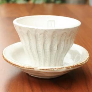 【rokuro】ヒカリビ碗皿 カップ&ソーサー|zakkaswitch