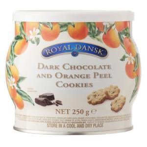 【ロイヤルダンスク】ダークチョコ&オレンジピールクッキー|zakkaswitch|02