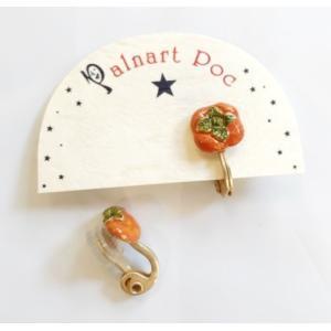 【Palnart poc】(パルナートポック)イヤリング・柿 zakkaswitch 02