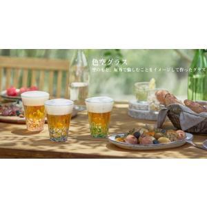 【涼しげなグラスで一杯♪お酒が好きなお父さんへ】津軽びいどろグラス・海空|zakkaswitch|05