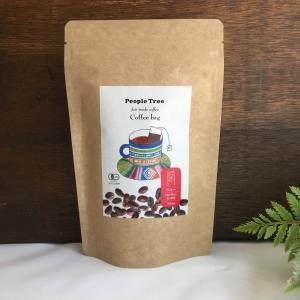 【フェアトレード】ペルーコーヒーバッグタイプ10個入り|zakkaswitch