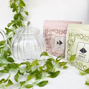 耐熱ティーポットとお茶のギフト|zakkaswitch