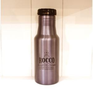 【ROCCO】保冷ステンレスボトル500ml・シルバー zakkaswitch