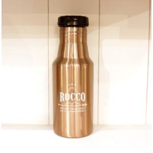 【ROCCO】保冷ステンレスボトル500ml・ブロンズ|zakkaswitch