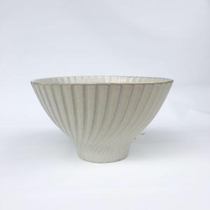 【STUDIOM'】ミッレ茶碗・ホワイト|zakkaswitch