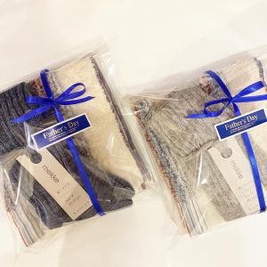 【おすすめ父の日ギフト】今治製のタオルと今治タオルでできた靴下のギフト|zakkaswitch
