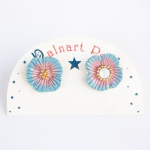 【Palnart poc】(パルナートポック)ピアス・サイネリア|zakkaswitch
