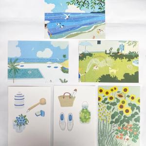 Mimo Hiraiさんのポストカード zakkaswitch