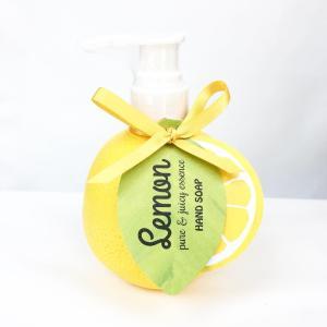 【レモン】レモンの形の可愛いハンドソープ|zakkaswitch