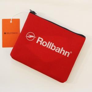 RollbahnポーチS・レッド zakkaswitch