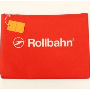 RollbahnポーチL・レッド zakkaswitch