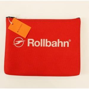 RollbahnポーチM・レッド|zakkaswitch