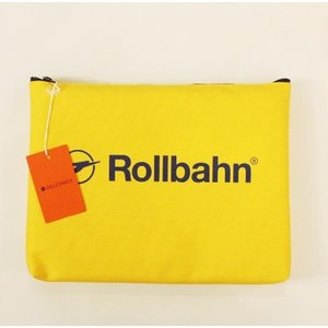 RollbahnポーチM・イエロー|zakkaswitch