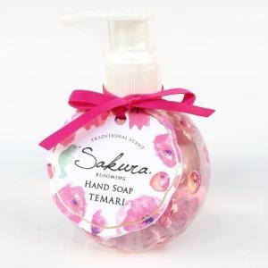 桜の香りのポンプ入りソープ|zakkaswitch