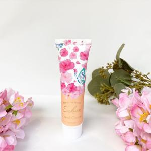 桜のハンドクリーム|zakkaswitch