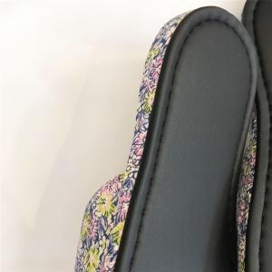 【涼のギフトにも!】日本製 畳の夏スリッパ・小花ブルー|zakkaswitch|03