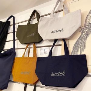 switchオリジナルトートバッグ・ランチトートサイズ|zakkaswitch