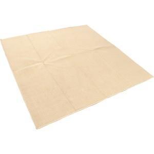 カーペット おしゃれ ラグ 191cm 2畳 平織 フリーカット ループ ベージュ プレーン zakkat-select