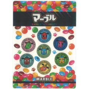 マーブルチョコレート 下敷き B5 (定形外郵便可)|zakkatengoku
