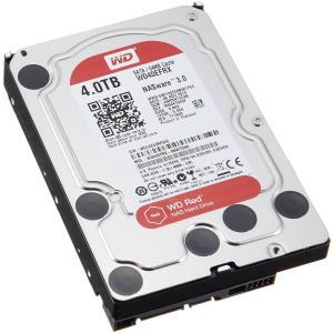 送料無料でお届けいたしますWD HDD 内蔵ハードディスク 3.5インチ 4TB WD Red NA...